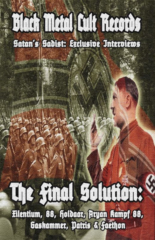 The Final Solution - Book 2018